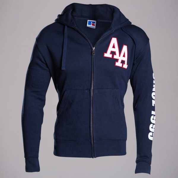 Hooded Navy - Man
