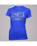 Camo-T Lady - Royal Blue