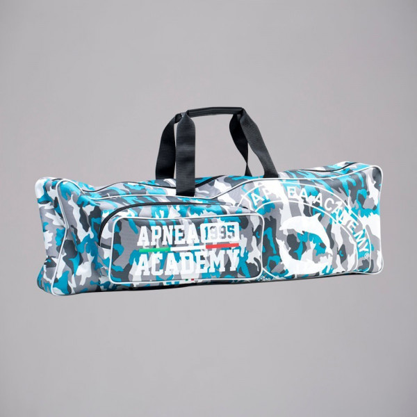 New Double Fins Bag Camo Blu