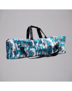 New Double Fins Bag Camo Blu