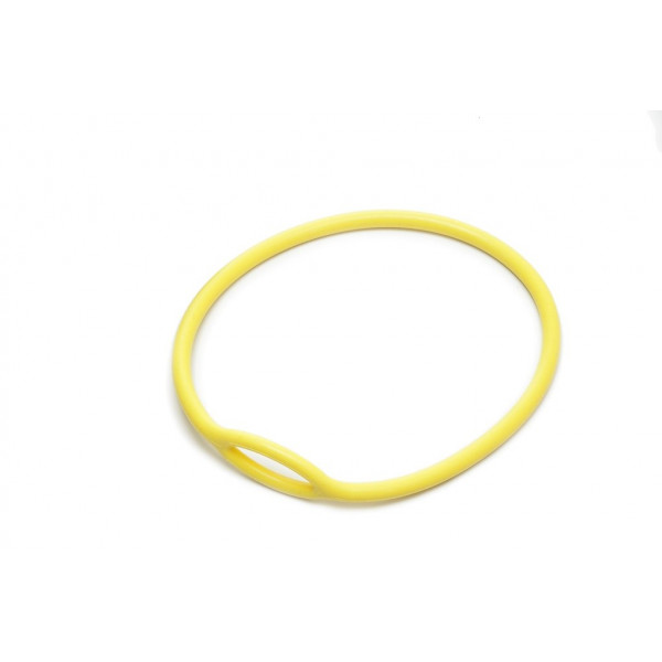 Divemarine Tech Octopus Holder Necklace Yellow