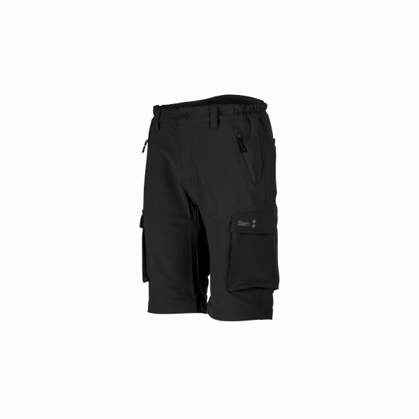 Slam Tech Shorts Black