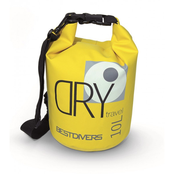 Best Divers PVC Dry Bag 10 L - Yellow