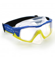 AquaLung Sport Versa - Blue/Yellow/Clear