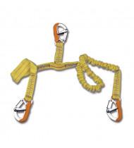 3 Snap Hooks Waisting Belt 3 meters Elastic