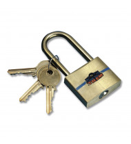 Brass Padlock with Long Bow