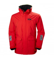 Helly Hansen Pier Jacket Alert Red - S