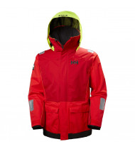 Helly Hansen Newport Coastal Jacket Alert Red