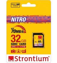 Strontium SD Card Full-HD 32 GB