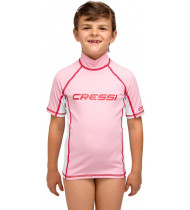 Cressi Rash Guard Junior Pink