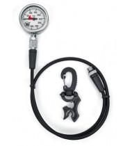 Best Divers Pressure Gauge Mineral Lens