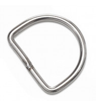 Divemarine Welded Stainless Steel D-ring