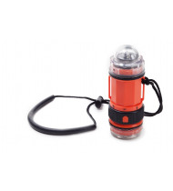 Divemarine Flash Strobe Light with Led Torch