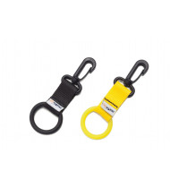 Divemarine Octopus Holder Yellow with Latex Ring