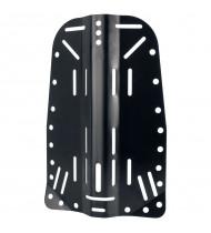 Seac Modular Aluminium Backplate Black