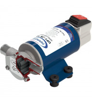 Marco UP1-JS Impeller pump 28 l/min with integrated on/off switch