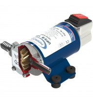 Marco UP3-R Gear pump 15 l/min with integr. reversible switch