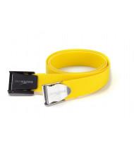 Divemarine Yellow Weight Belt Nylon Buckle