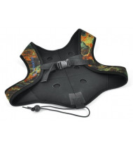 Best Hunter Neoprene Spider Mimetic Back-plate