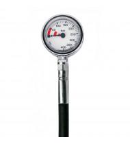 Best Divers Pressure Gauge D.45 400 BAR Plastic Lens