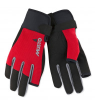 Musto Essential Sailing Long Finger Glove True Red - XXL