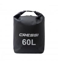 Cressi Dry BackPack Black 60lt