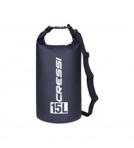 Cressi Dry Bag Black 15lt