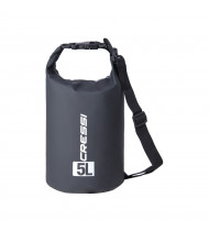 Cressi Dry Bag Black 5lt