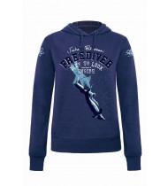 Sweatshirt Freediver Lady - Dark Blue