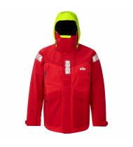 Gill OS2 Offshore Jacket Red