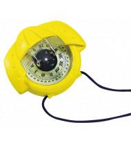 Plastimo Iris 50 Handbearing Compass Yellow