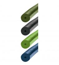 Salvimar S400 Rubber d.14mm ACID GREEN - pack 1.5mt