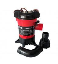 Johnson L650 - 12V - 61 L/min - 1000 GPH