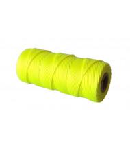 Divemarine Polyester Trimline Yellow Fluo 100 mt