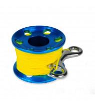 Best Divers Aluminium Reel Tech 45mt