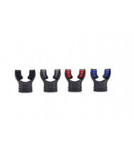 Divemarine Padded Silicone Mouthpiece Black