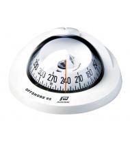 Plastimo Offshore 95 Compass Flushmount White