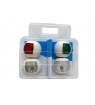 Four Navigation Lights - Orsa Minore - 12 mt. - white