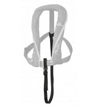 Plastimo Crutch Strap - one plastic buckle
