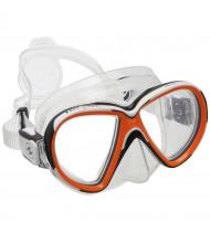 AquaLung Reveal X2 Clear Orange