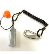 Divemarine Magnetic Shaker with Carabiner