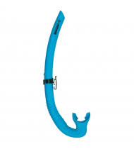 Beuchat Spy Snorkel Electric Blue