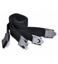 Belt with nylon buckle - Black