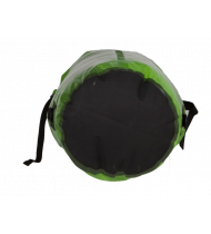 Amphibious Trasparent Dry Tube 10LT - Green