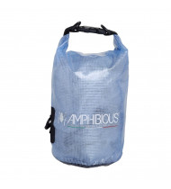 Amphibious Trasparent Dry Tube 20LT - Blue
