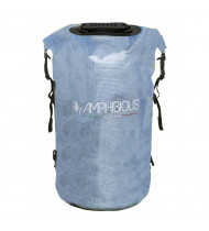 Amphibious Trasparent Dry Tube 40LT - Blue