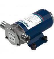 Marco UP1-N Pump, internal brushes, rubber impeller 35 l/min 24v