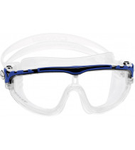 Cressi Skylight Clear/Black Blue
